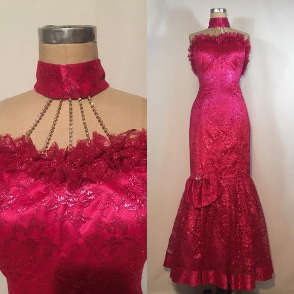 Prom Dresses 80s
